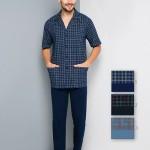 Pánské pyžamo Regina 523 kr/r M-XL