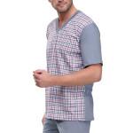 Pánské pyžamo Roman šedé véčko