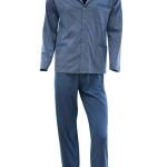 Pánské pyžamo s dlouhými rukávy