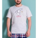 Pánské pyžamo Sleepwalker 2196 – Gazzaz