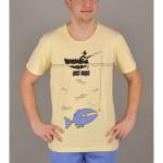 Pánské pyžamo šortky Big fish