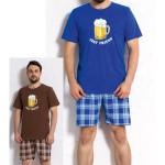 Pánské pyžamo šortky Pivo