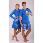 Pánské pyžamo šortky Pivo 2197 – Gazzaz