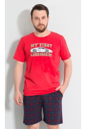 Pánské pyžamo šortky Sporťák  b972c0a648