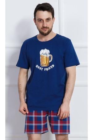 bcd49dfc4b00 Pánské pyžamo šortky Velké pivo