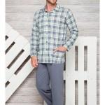 Pánské pyžamo Taro Gracjan 1009 dl/r 2XL-3XL N