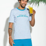 Pánské pyžamo Taro Max 072