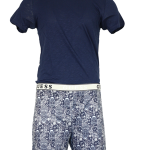 Pánské pyžamo U82X02JR02C – Guess