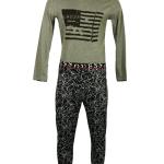 Pánské pyžamo U84X02JR031 – Guess