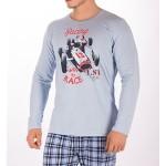 Pánské pyžamo Závodní auta 3132 – Vienetta