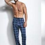 Pánské pyžamové kalhoty 691 2019