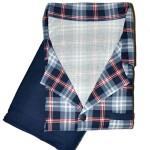 Pánské rozepínací pyžamo Cornette 114/31 dl/r M-2XL