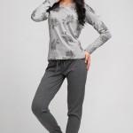 Pohodlné dámské pyžamo Rossli SAL-PY 1034