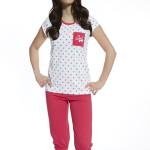 Pyžamo GIRL KIDS KR 584/45 JULIA – CORNETTE