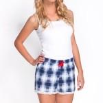 Pyžamové šortky Babella 3089
