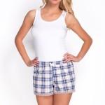Pyžamové šortky Babella 3090