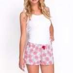 Pyžamové šortky Babella 3093
